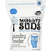Mollys Suds Laundry Powder Ultra Concentrated by Thrive Market