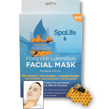Forever Luminous Facial Wraps by my spa life