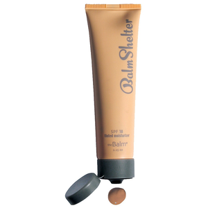 BalmShelter Tinted Moisturizer by theBalm