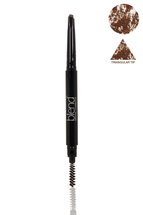 Defined Long-Wear Brow Pencil & Attached Spooly Brush by Blend Mineral Cosmetics