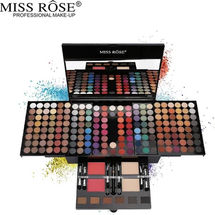 Eyeshadow Makeup Kit Full Professional Makeup Palette by miss rose