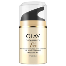 Total Effects Fragrance-Free Moisturizer SPF 15 by Olay