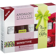 Sensitive 1000 Roses Get Started Kit by andalou naturals