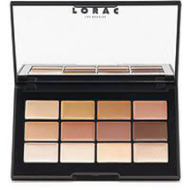 Pro Conceal/Contour Palette And Brush by Lorac