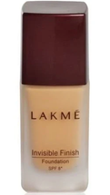 Invisible Finish Foundation by lakme