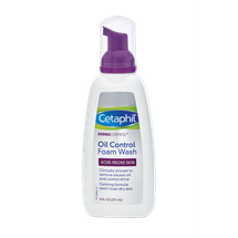 Pro Oil Removing Foam Wash by cetaphil