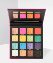 Bright 16 Colour Palette by Beauty Bay