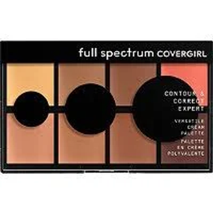 Full Spectrum Contour & Correct Expert Cream Palette by Covergirl