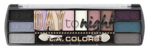 Day to Night Eyeshadow Palette - Morning Tide by L.A. Colors