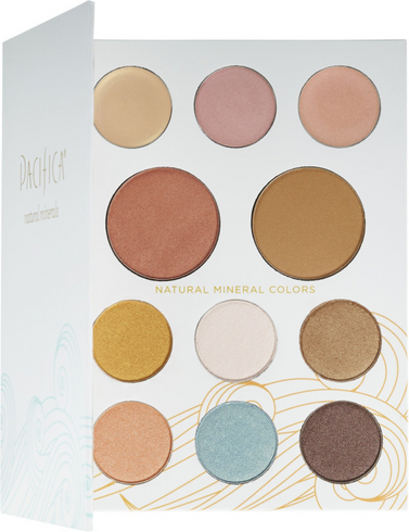 Solar Complete Color Mineral Palette by pacifica #2