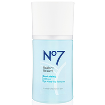 Radiant Results Revitalising Oil-Free Eye Makeup Remover by no7