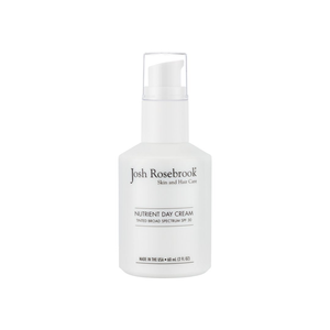 Nutrient Day Cream with SPF 30 Tinted by Josh Rosebrook