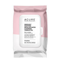 Seriously Soothing Micellar Water Towelettes by acure organics