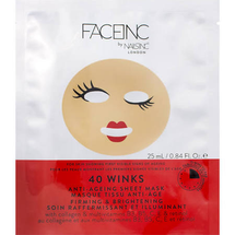 40 Winks Anti-Ageing Sheet Mask by face inc