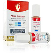Base Coat Nail Shield Phase Reinforcer And Protector by mavala