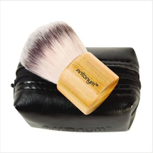 Kabuki Brush with Pouch by antonym