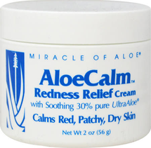 AloeCalm Redness Relief Cream by miracle of aloe