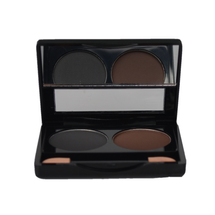 Duo 3 In 1 Eye Palette - Midnight Kiss by Cleure