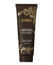 Ginger Coffee Firming Treatment by Juara