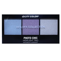 Photo Chic Highlight Trio - HoloFX Collection by city color