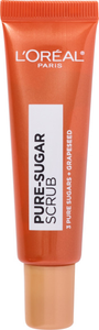 Pure Sugar Smooth And Glow Grapeseed Lip Scrub by L'Oreal