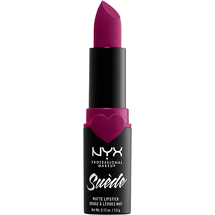 Suede Matte Lipstick by NYX Professional Makeup
