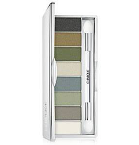All About Shadow 8-Pan Palette - Greens by Clinique