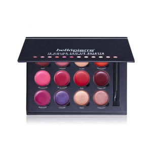 12 Color Pro Lip Palette by Bellapierre