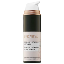 Squalane + Vitamin C Rose Mask by biossance