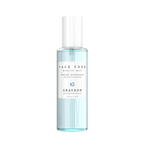 Face Food Mineral Mist by Graydon