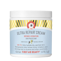 Ultra Repair Cream Intense Hydration Honeysuckle by First Aid Beauty