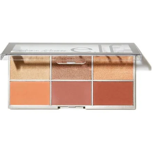 Blush And Highlighter Palette -  Modern Metals by e.l.f.