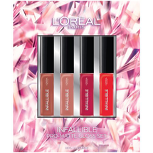 Infallible Pro-Matte Lip Gloss Set by L'Oreal