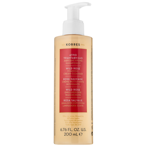 Wild Rose Foaming Cream Cleanser by Korres