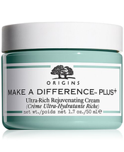 Make A Difference Plus + Ultra Rich Rejuvenating Cream by origins