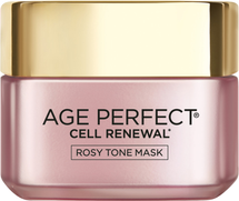 Age Perfect Cell Renewal Rosy Tone Face Mask by L'Oreal