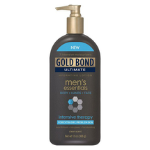 Ultimateessentials Hydrating Lotion Intensive Therapy Clean Scent For by gold bond