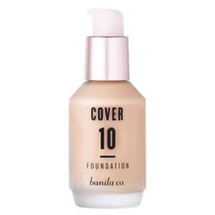 Cover 10 Perfect Foundation SPF30 PA+++ by banila co
