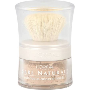 Bare Naturale Soft-Focus Mineral Finish by L'Oreal