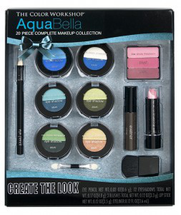Aqua Bella Makeup Kit by the color workshop