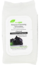 Makeup Cleansing Charcoal Towelettes by quest