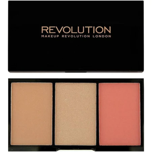 Iconic Pro Blush, Bronze And Brighten by Revolution Beauty
