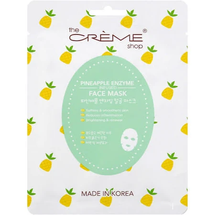 Pineapple Enzyme Infused Face Mask by The Creme Shop