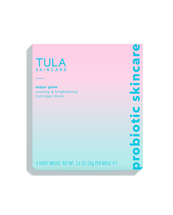 Major Glow Cooling & Brightening Hydrogel Mask by Tula