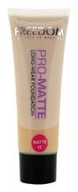 Pro Matte Foundation by Freedom Makeup