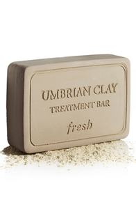 Umbrian Clay Purifying Treatment Bar by fresh