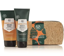 GentS Energising Skincare Kit by The Body Shop