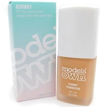Runway Foundation SPF 30 by models own