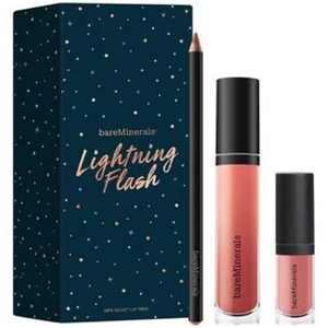 Lightning Flash Gen Nude Lip Trio by bareMinerals