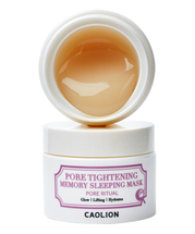 Pore Tightening Memory Sleeping Mask by caolion